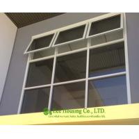 China Aluminium Awning&Fixed window manufacturer/Top-hung casement window with outward opening on sale