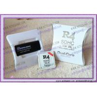 R4iSDHC white dual core 3DS game card Manufactures