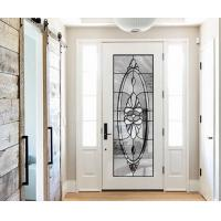 Buy cheap natural light  Sound Insulation Inlaid Door Glass For Building precise measurements from wholesalers