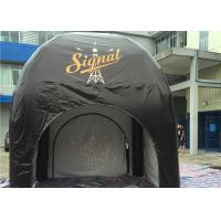 Environmental Air Sealed Inflatable Tent For Camping / Inflatable Event Tent Manufactures
