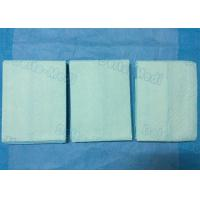 High Absorbent SAP Disposable Bed Pads , Disposable Under Pad With Strip Sticker Manufactures