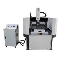 Quality CNC Aluminum Carving Machine with Oil Mist Cooling/Yaskawa Servo Motor/DSP for sale
