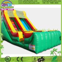 2015 hot inflatable slide for pool,inflatable water slide,water inflatable slide Manufactures