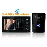 China 7 Inch Vila Video Door Phone Wireless Video Door Intercom Access Control System on sale
