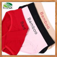 Chinese Wholesale Bamboo Fiber Pants for Women,ladies with Bamboo / Spandex Manufactures