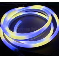 Dynamic led light neon replacement with DMX control in stock pixel tube flexible strip Manufactures