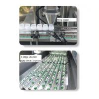 Medical Counting And Packing Machine Multi Vibration Plate Bottle Packaging Manufactures