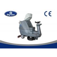 Maximum Driving Type Floor Scrubber Dryer Machine For Warehouse Hard Floor Manufactures