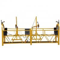 China High Efficiency Suspended Working Platform For Building Facade Construction on sale