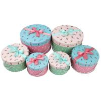 Round Gift Box 3pcs Set, Best Price And High Quality Gift Box Manufactures