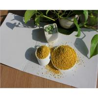 China pure clean human consumption fresh 2016 bulk bee pollen granules on sale