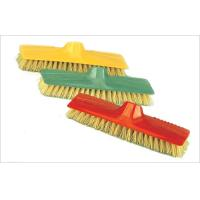 China High quality horse hair floor brush with metal hardware rotatable adapter on sale