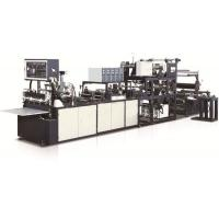 Quality Computerized Bag Making Machines 40-180 Pcs / Min With HDPE / LDPE Film Material for sale