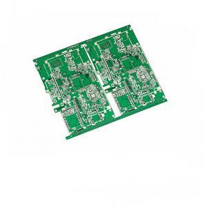 94v0 Fr4 Automotive PCB Curcuit Board / Rigid Flex Pcb 2  - 30 Layers Manufactures
