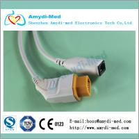 Quality Nihon Kohden IBP cable, Abbott transducer adapter IBP cable for sale