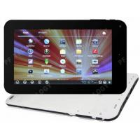 China Dual Core Tablet PC 7 Android 4.2 , 4G / 8G and 5-point multitouch on sale