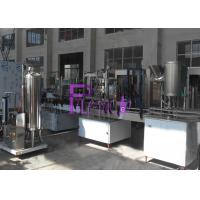 Buy cheap PET Bottle Soft Drink Processing Line from wholesalers
