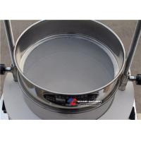 Precise Lab Testing Equipment , Mechanical Laboratory Test Sieves Manufactures