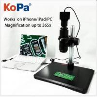5 Megapixel Wifi Microscope With High Speed USB 2.0 For Ipad Manufactures