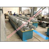 Buy cheap Galvanised Steel Lipped C Profile Type Section Channel Making Machine with High from wholesalers