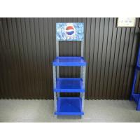 Cheap POS Promotional Beverage Stand Manufactures