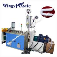 Washing Basin Drain Pipe Making Machine / Extrusion Line / Production Line / Extruder Manufactures