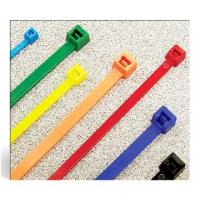 Buy cheap Colorful cable tie from wholesalers