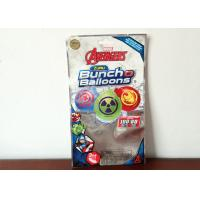 China Three Side Sealed Laminated Packaging Bags 29*16 CM Size For Toy Balloons on sale