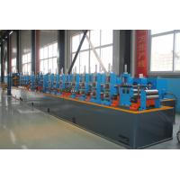 Automatic Tube Mill Machine High Precision Worm Gearing Customized Design Manufactures