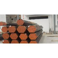 China ASTM A106 A53 API 5L Structural Steel Pipe , Carbon Steel Seamless Tube on sale