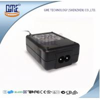 Black Desktop Power Supplies AC DC Universal Tablet Charger 5.7V - 6.3V Manufactures