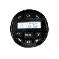 Waterproof Marine outdoor Stereo MP3 player With Bluetooth and RCA out for car Motorcycle Boat Manufactures