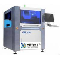Intelligent Automatic Solder Paste Printer With Windows XP Operating System Manufactures