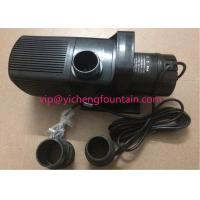 Plastic Garden Fountain Pumps AC110 - 240V Small Submersible Pump With Plug CE Manufactures