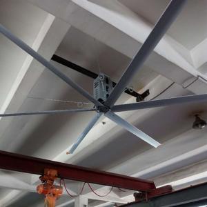 China 1.5Kw Energy Saving Ceiling Mount Ceiling Fan , 24 Foot Industrial Ceiling Fan on sale
