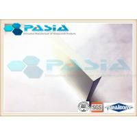 Abrasion Proof Aluminum Honeycomb Core Panels For Office Honeycomb Interior Doors Manufactures