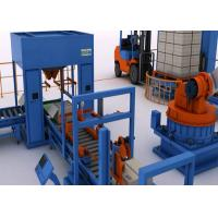 Non Standard Automatic Production Line / Food Indusry Bottles Encasing Line Gripper Type Manufactures