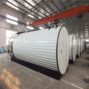 China Q235B Steel Asphalt Storage Tank Easy Transportation For Asphalt Mixing Plant on sale