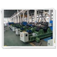 China Hold Wind Tower Production Line Motorized Screw Adjustable Welding Turning Roll on sale