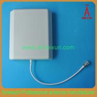 China Outdoor/Indoor 806-960/1710-2500 MHz Flat Panel Antenna CDMA800 GSM900 3G WLAN antenna for repeater and booster on sale