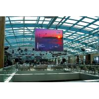 SMD RGB epistar / cree custom led display signs indoor RGB p4 with 32×32 Resolution Manufactures