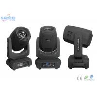 350W 17R 3 in1 Beam Moving Head Light Changeable Wash Pattern CE & RoHS Manufactures