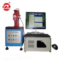 Load Displacement Mobile Phone Test Equipment For Key Stoke Button Manufactures