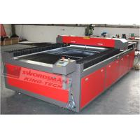 China 220V,50Hz&110V,60Hz 1300*2500mm Working table 180w co2 laser metal cutting machine on sale