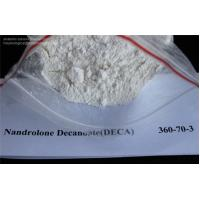 Bodybuilding Steroids ND Nandrolone Decanoate / Deca Durabolin For Man Manufactures