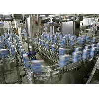 Mini Automatic Yogurt Production Line With Fresh Fruits For Cup Package Manufactures