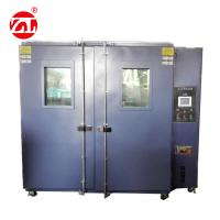 Walk - In Constant Temperature And Humidity Test Chamber With Touch - Screen Manufactures