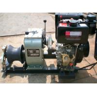 China cable tractor winch, cable trailer winch on sale