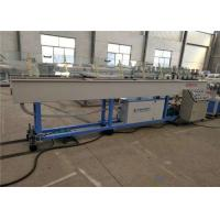 Aluminum Plastic Pipe Single Screw Extruder Machine With 380V 50HZ Voltage Manufactures