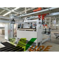 Buy cheap Short Cycle Low Pressure Laminate Machine , Furniture Laminating Line 100 sheets from wholesalers